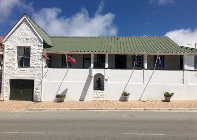 Asgard Valhalla - Building front view